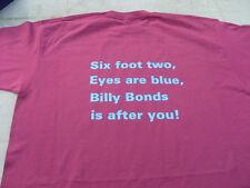 West Ham Legend Billy Bonds Song T-Shirt or Sweat Shirt 4XL & 5XL Christmas Gift