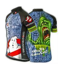 Brainstorm Gear Men's Ghostbusters Slimer Cycling Jersey