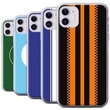 eSwish Gel/TPU Phone Case for Apple iPhone 11 /Racing Car Stripes