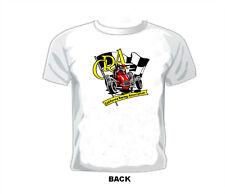 Vintage SPRINT RACE T-shirt CALIFORNIA RACING ASSN. BALBOA-CAJON SPEEDWAY
