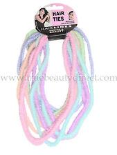 12 Pk Metálico Oropel Head Band Hairband Accesorios para el cabello más gangas en tienda