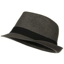 c0fb8a0fd5acf The Classic Cuban Style Adult Fedora Fashion Cap Hat 5143