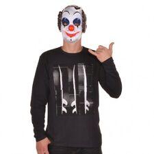 Quiksilver camuflaje suéter suéter camiseta negro Black perfil kmpje 893