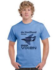 DE HAVILLAND DH 110 SEA VIXEN T SHIRT