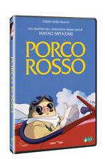 DVD PORCO ROSSO di Miyazaki - ED. italiana