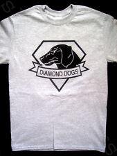 Metal Gear Solid Diamond Dogs T SHIRT (mgs v definitive kojima psp ps4 legacy)