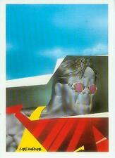 Gaetano Liberatore Postcard: Ranx (colourful) (France, 1985)