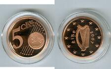 Irland  5 Cent PP/Proof  (Wählen Sie unter: 2006, 2007 und 2019)