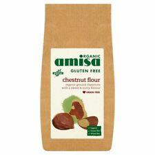 Amisa Gluten Free Organic Chestnut Flour 350g