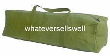 resistente Lona De Algodón Bolsa para herramientas bolsón trabajo 45.7cm 61cm