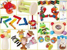 Hochets bébé jouets coloré top qualité hochet bruit animaux jouet parfait cadeaux