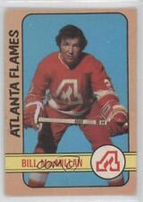 1972-73 O-Pee-Chee #98 Billy MacMillan Atlanta Flames RC Rookie Hockey Card