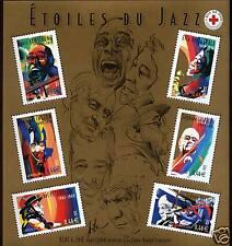 BLOC FEUILLET N° 50 NEUF XX  FRAICHEUR POSTALE - LUXE - JAZZ - PROMOTION !!