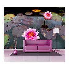 Papier peint géant fleur de lotus1550
