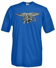 T-Shirt girocollo manica corta Military MT40 Navy Seals U.S. Army
