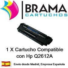 Toner HP LaserJet 1010 1012 1015 1020 1022 Q2612A 12A 2612A 3030