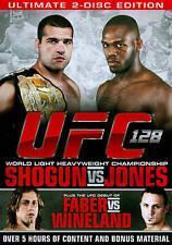 UFC 128: Shogun vs. Jones (DVD, 2011, 2-Disc Set)
