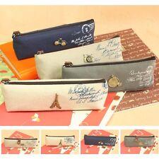 Borsa trucchi Nostalgie piccolo Penna tascabile Make borsa Parigi Beauty case