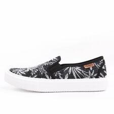 Victoria 125024 Negro Schuhe Sneaker Slipper Schwarz Weiß