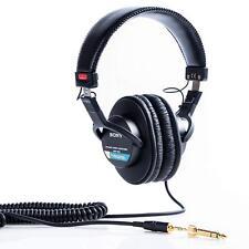 Sony MDR7506 Professional Studio Producer Headphones