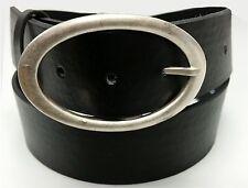 Stooker Damen Gürtel  - Bonded Leder -  Black  #6000.012.000
