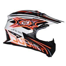 Casco Helm Casque Helmet SUOMY Off-Road RUMBLE Vision Orange 2018 KSRB0003
