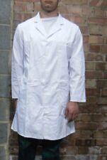 LAB COAT  / TRADE COAT - MENS Quality British Made - VARIOUS COLOURS - WC67