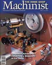 Home Shop Machinist Magazine Vol.26 No.3 May/June 2007