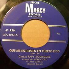 RAFY RODRIGUEZ Que Entierren En Puerto Rico LATIN 45