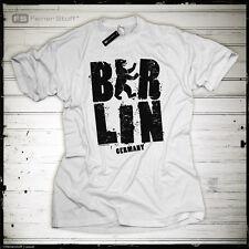 I love Berlin Bär T-Shirt Städte Souvenir city life Haupt-Stadt Kult Fun Shirt