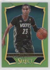 2013-14 Panini Select Green Prizms #97 Kevin Martin Minnesota Timberwolves Card