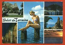 BELLEZZE AL BAGNO - SALUTI DA TERRACINA 1968 m