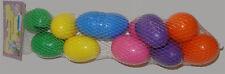 Fillable Plastica Uova di Pasqua in Assortiti colori e dimensioni