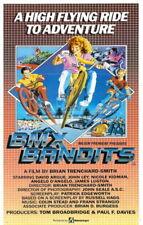 65114 BMX BANDITS FRAMED CANVAS PRINT Toile