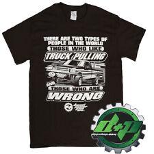 "Diesel Power ""Truck Pulling"" Tee T Shirt Duramax Cummins Powerstroke Detroit"