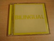 CD / PET SHOP BOYS - BILINGUAL