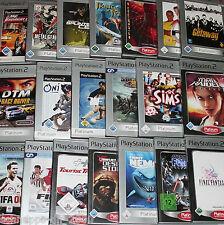 PLAYSTATION 2 PS2 SPIELE(GAMES  SAMMLUNG SPIELESAMMLUNG BUNDLE) SELBER AUSSUCHEN