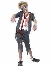 33711c1c1 Disfraces Zombie Smiffys Poliéster para Niños | eBay