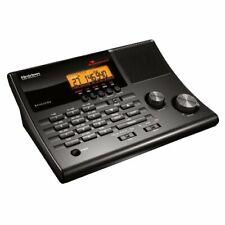 Uniden BC365CRS 500 Channel Police Scanner w/Weather Alert FM Radio Alarm Clock