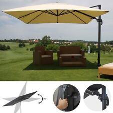 Sonnenschirm 3x4m Gunstig Kaufen Ebay
