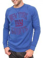 NFL New York Giants Fleece Crew Sweatshirt