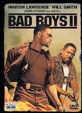 BAD BOYS II WILL SMITH MARTIN LAWRENCE SUPERBIT DVD