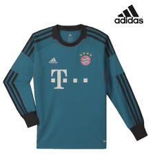 adidas FC Bayern München Torwarttrikot Kinder 2013 2014 blau [G74127]