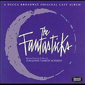 1 CENT CD The Fantasticks [1960 Original Off Broadway Cast] [SOUNDTRACK]