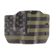 Colt, CZ, Diamondback, FN, Green & Black USA, Kydex OWB Gun Holsters