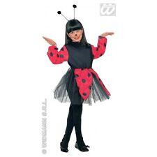 Girls Bug Costume for Ladybug Animal Insect Fancy Dress