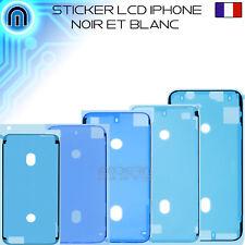 Joint autocollant iPhone 6S 6S+ 7 7+ 8 8+ X sticker châssis réparation écran LCD