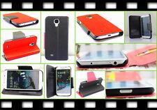 Flip Bumper Tasche Etui Case Samsung GALAXY S4 GT I9500 I9505 Klapp Schutz hülle