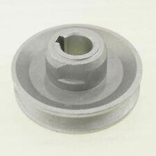 Motor de aluminio 990360 Rueda Polea de Correa Solo Groove varios tamaños de piezas de repuesto