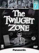 The Twilight Zone: Vol. 7, Excellent DVD, Jack Klugman, Robert McCord, Jay Overh
